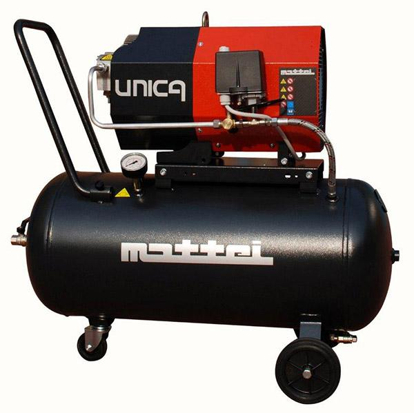Compresseurs à palettes - Série UNICA 1 à 3