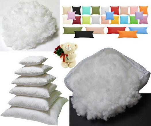 силиконовая подушка - стеганые подушки