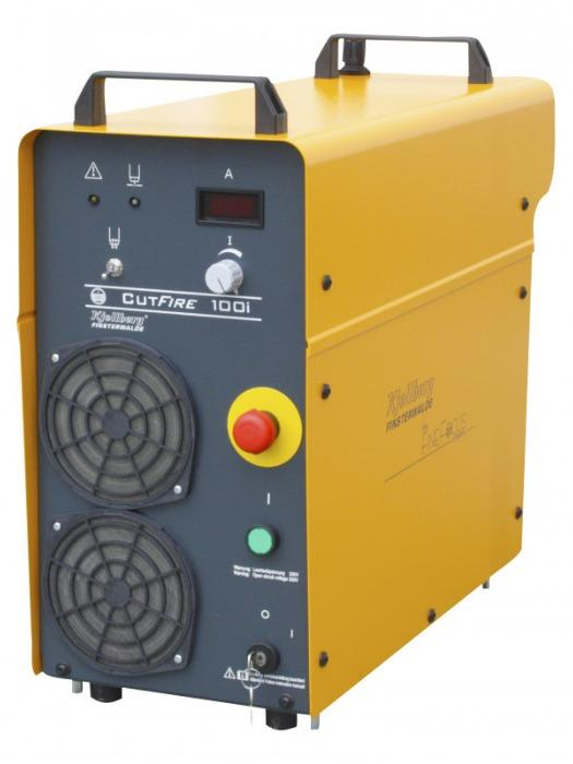 CutFire 100i - CNC plasma cutter - CutFire 100i
