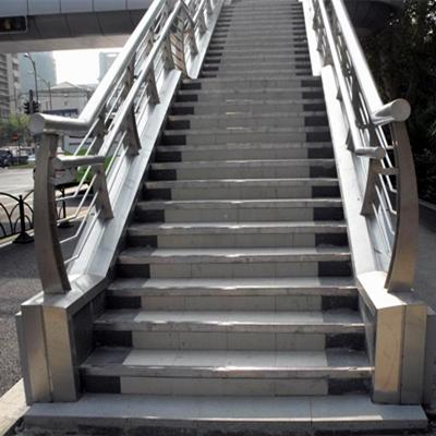 stainless steel handrail - null