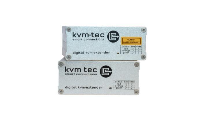 INDUSTRYline single in copper - INDUSTRYline Full HD KVM Extender over IP