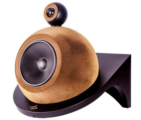 Sound Lamps DAL-350 Hi-Fi Acoustic Speakers