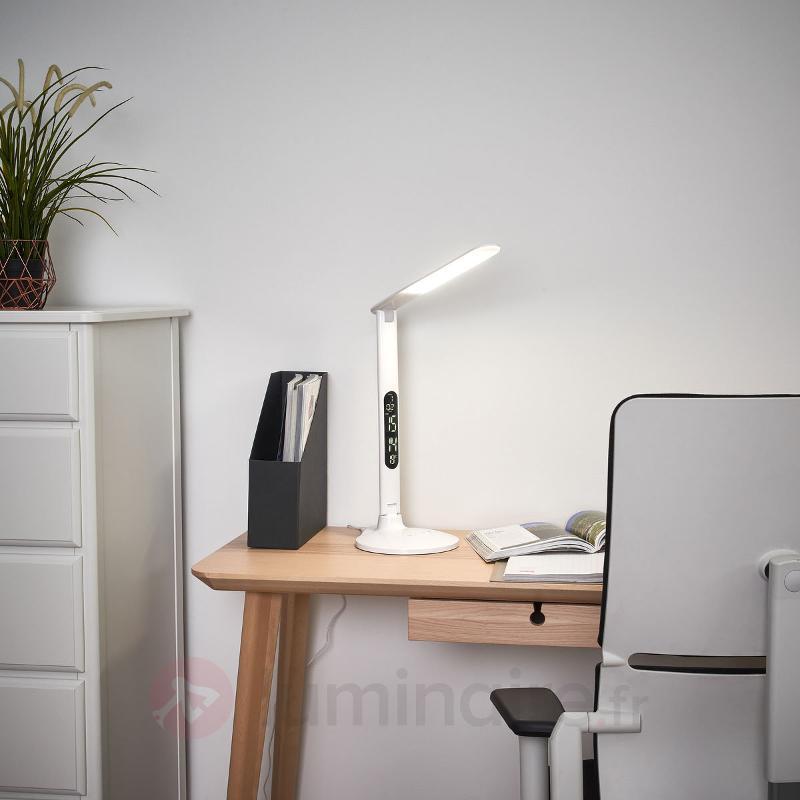 Lampe à poser confortable LED Data 5,4W - Lampes de bureau LED
