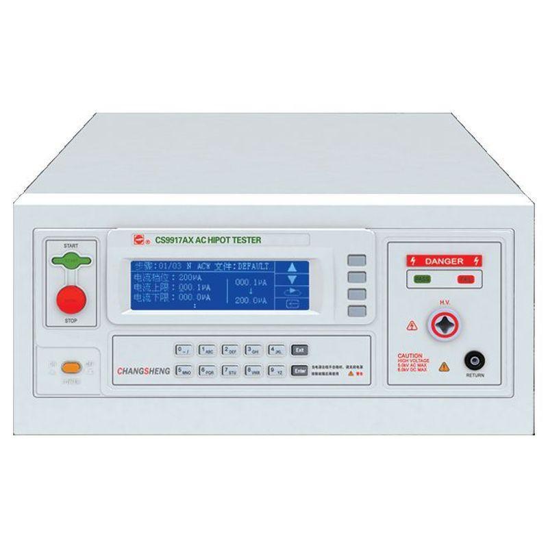 Medidores de rigidez dieléctrica - Medidores de seguridad eléctrica
