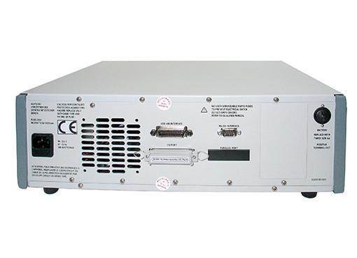 数字太欧表 - 2408 - 自动范围选择,测试电压可选1 V ... 1000 V,RS232(IEEE 488)接口