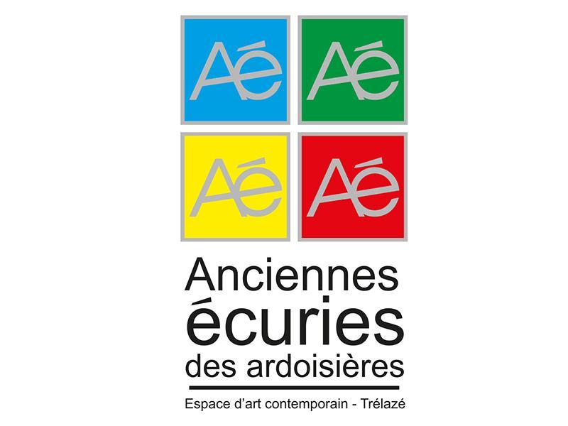 Création de logo - logo des anciennes écuries des ardoisieres de Trélazé