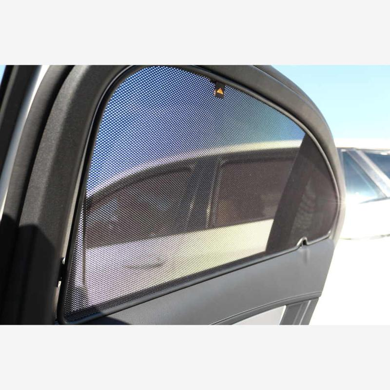 Volvo , V50 (1) (2004-2012), Wagon - Magnetic car sunshades