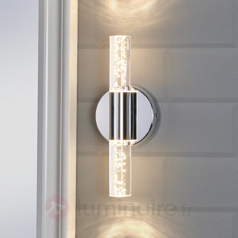 Duncan - applique LED pour la salle de bains - Salle de bains et miroirs