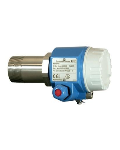 mesure detection niveau - barriere micro ondes emetteur FQR50