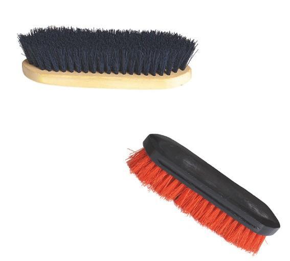 24.7*6cm horse dandy grooming brush/ face brush - horse dandy grooming brush,face brush