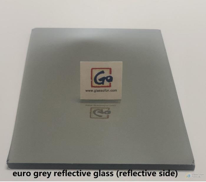 4-12mm Tinted Reflective Float Glass - Processed Glass/Reflective Glass