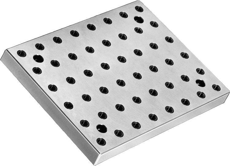 Plaque de base - Pièces de base