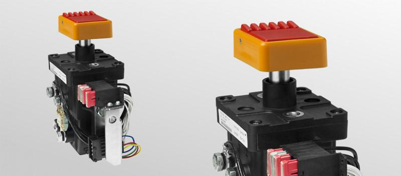 Combination contactors - Combination contactors for battery voltages
