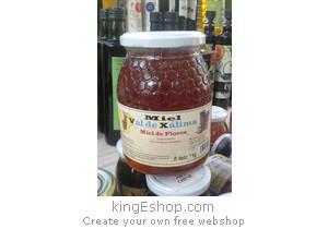 Miel Toutes Fleurs Val de Xalima 500gr - Référence : 3004