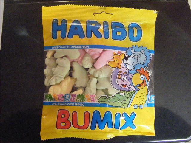 HARIBO Haribo candies Bumix Gums - null