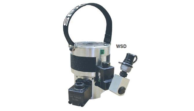 WSD: Wind Tensioner Compact Tower - Tensioners