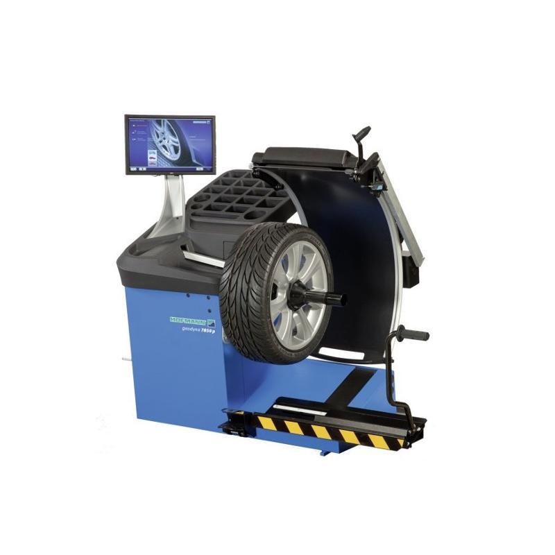Equilibreuse de roue - HOFMANN GEODYNA 7800p/7850p