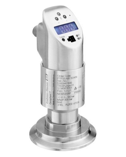 mesure pression - pression absolue relative ceraphant T PTP35