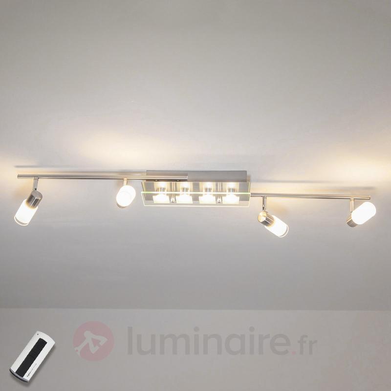 Plafonnier LED attrayant Joleni - Plafonniers LED