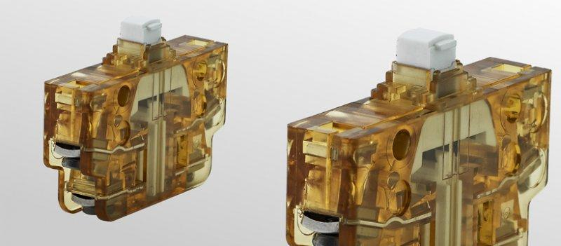 Snap-action switches, S926 - Snap-action switches  with ruggedized housing made from polyetherimide (PEI)