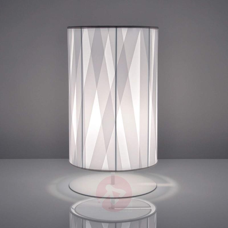 Multi-layered table lamp Cross Lines T27 - Table Lamps