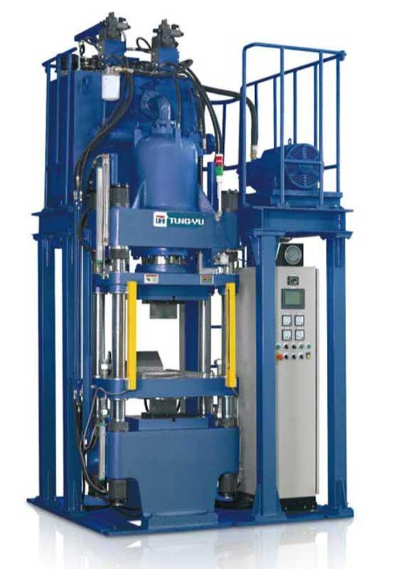 Moulage des composites et thermodurcissables - TYC-12-S-PCD-2L-UP et TYC-22-PCD-UP