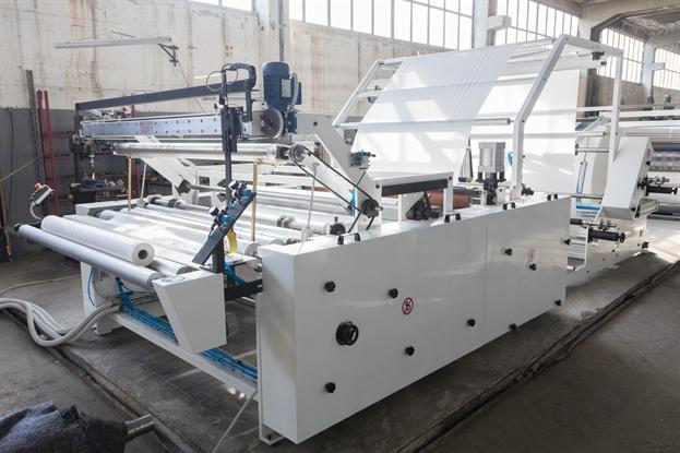 Medical Roll Production Machines  -