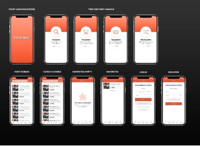 Разработка мобильных приложений - Мобильные приложения для вашего бизнеса
