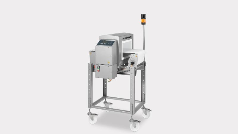 Metal detector VARICONcompact - Inspection systems