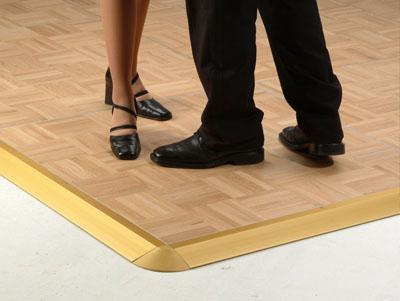 Mobile Tanzfläche