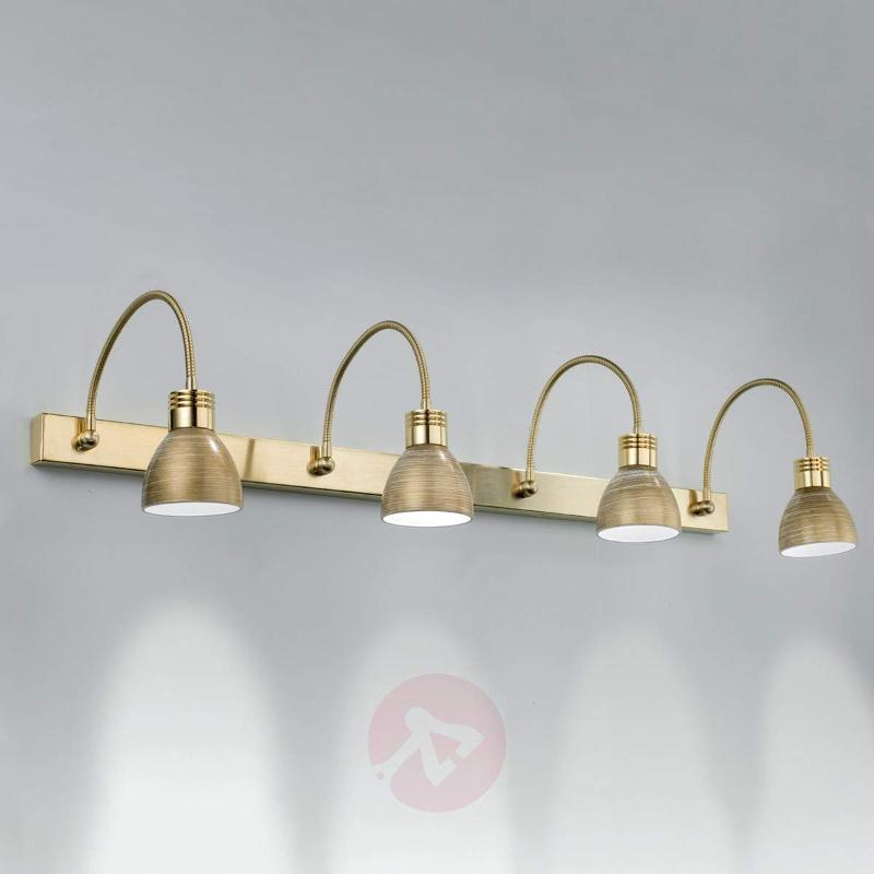 Multi-bulb LED wall light Roma - Wall Lights