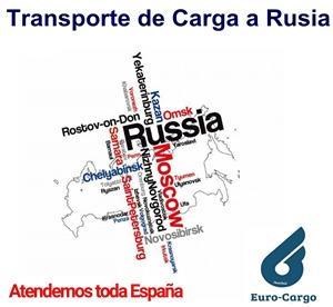 Transporte de Mercancias a Rusia - Desde España y otros países de la Unión Europea