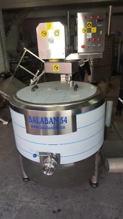 Milk Process Vat - Process Tank