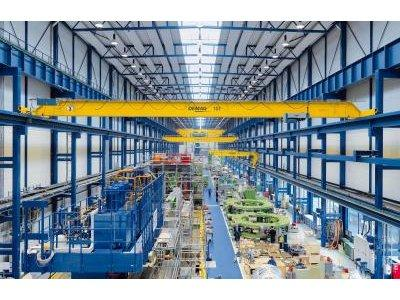 Demag Universal Cranes - Performance and efficiency at the highest level - Demag Universal Cranes