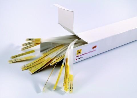 SMD Cover Tape Extender, ESD safe, for the extension... - SMD Cover Tape Extender made from Steierform 87-12503, ESD safe