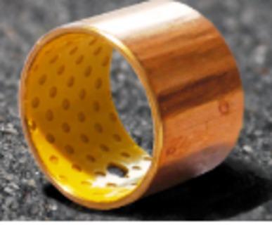 SLSO 2 - Gerolltes Gleitlager aus einem... - Fett-, Ölschmierung