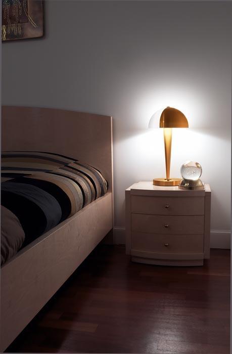 Lampe de bureau art déco - Modèle 509 bis GM