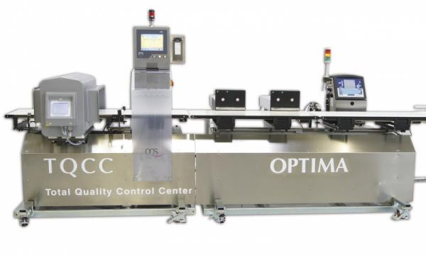 Packaging Machines Module OPTIMA TQCC - Packaging Machines Module OPTIMA TQCC: Total Quality Control Center Diaper Lines