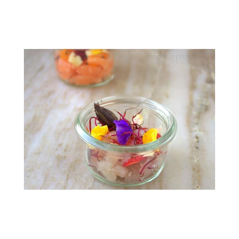 12 WECK jars 50 ml Mold  - Jars Weck® MOLD