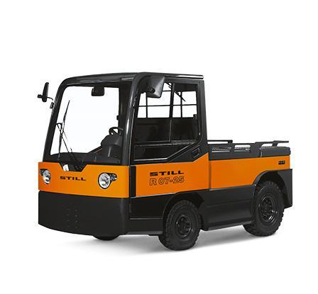 Wagen/Schlepper R 07 - Effizienter Transport von A nach B