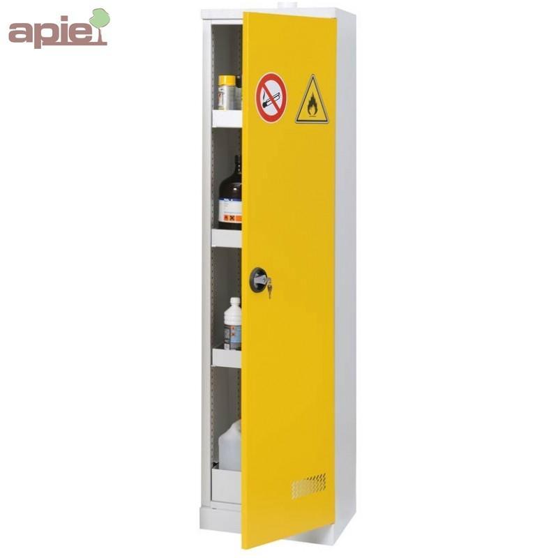Armoire de sûreté, modèle haut à 1 porte - Armoires de sécurité & Accessoires