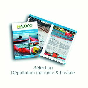 Dépollution maritime et fluviale