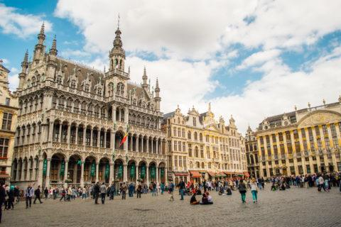 An introduction to the capital city of Belgium - Services