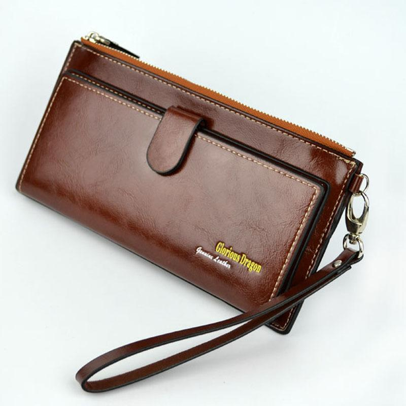 Ladies Leather Purses  -
