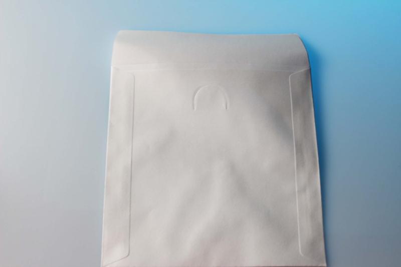 Papierfenstertasche für 1 CD - mit Klappe... - Retailverpackungen & Zubehör