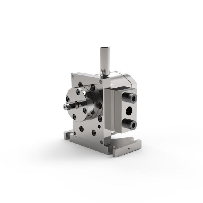 Pompa chimica riscaldata idraulicamente - Pompa chimica a riscaldamento idraulico per compiti impegnativi