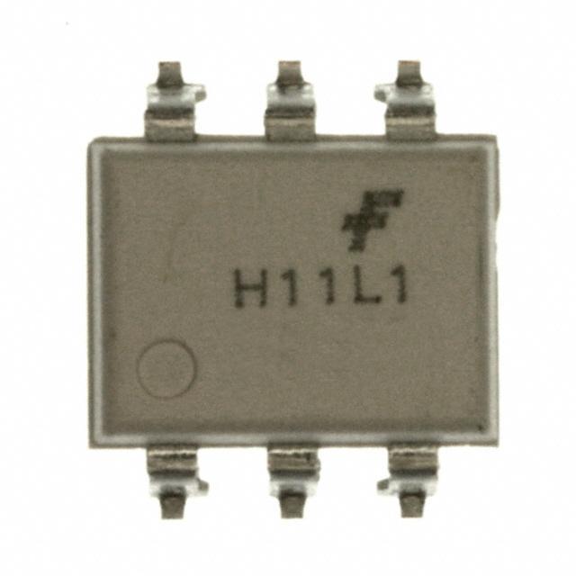 OPTOISO 4.17KV OPN COLL 6SMD - Fairchild/ON Semiconductor H11L1SR2VM