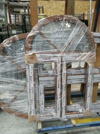 Porte e finestre in alluminio - Sistema di alluminio senza taglio termico
