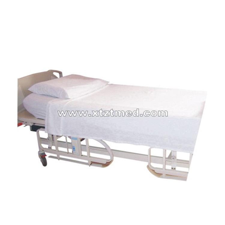 Folha de cama não tecida - Marca : ZHONGTAI    Tamanho: 80 * 190 cm, 100 * 200 cm, 120 * 220 cm