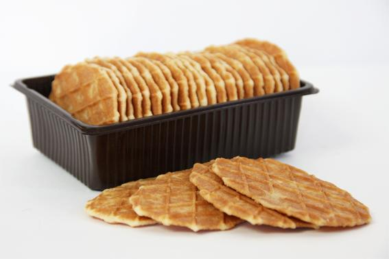 PRIVATE LABEL Thin Butter Waffles - null